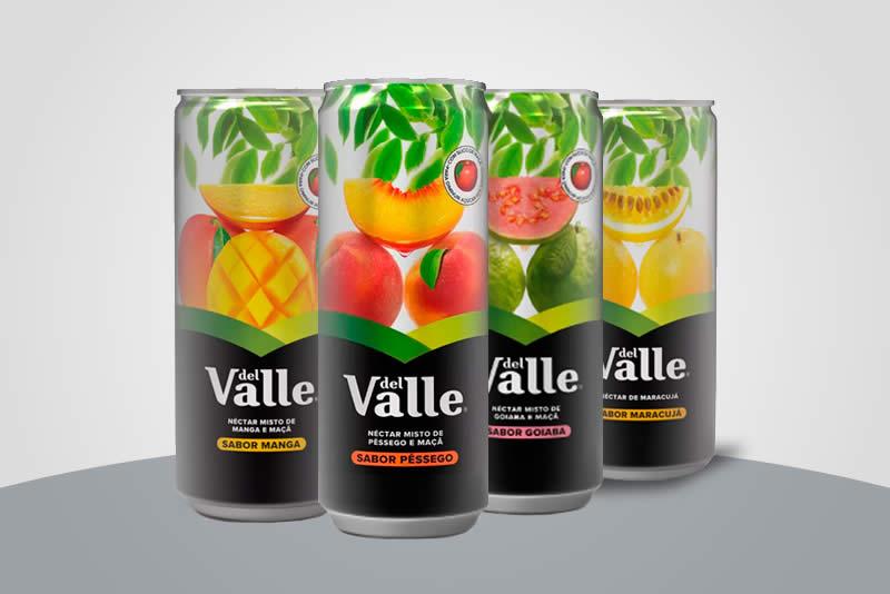 Suco Del Valle lata 310ml